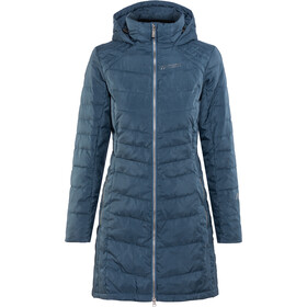 Maier Sports Pimi Quilted Coat Damen blue wing teal